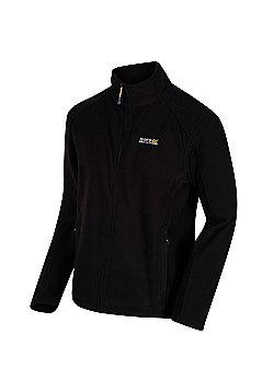 Regatta Mens Hedman II Fleece Jacket - Black