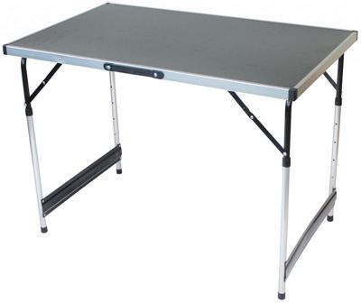 Yellowstone Lightweight Preparation And Dining Table Silver