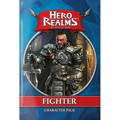 Hero Realms: Character Pack - Fighter (1 Pack)