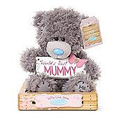 "7"" Mummy Plaque Me to You Bear"