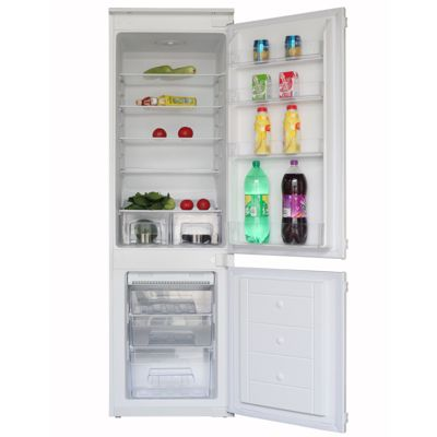 SIA RFF101 70/30 Integrated Built In Frost Free Fridge Freezer A+ Energy Rating