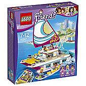LEGO Friends Sunshine Catamaran 41317 Best Price, Cheapest Prices