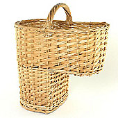 Willow Stair Basket