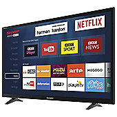 Sharp LC-40FG514K 40in Full HD 1080P Smart LED TV with Freeview HD USB Media Player USB PVR