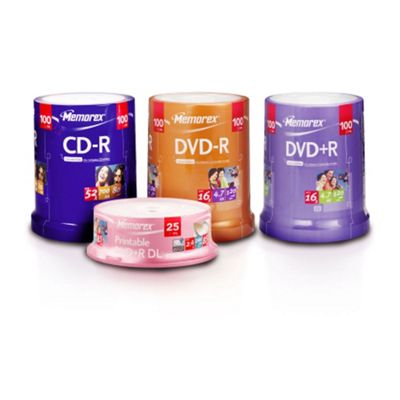 Maplin Bulk DVD+R 100 Pack