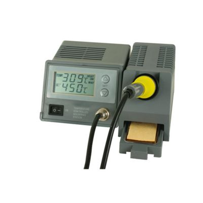 Maplin Professional 48W LCD Display Soldering Iron Station