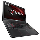 Asus ROG GL552VW-DM195T Core i5 8GB 1TB HDD 128GB SSD NVidia GTX 960M 2GB Win 10 Black Gaming Laptop