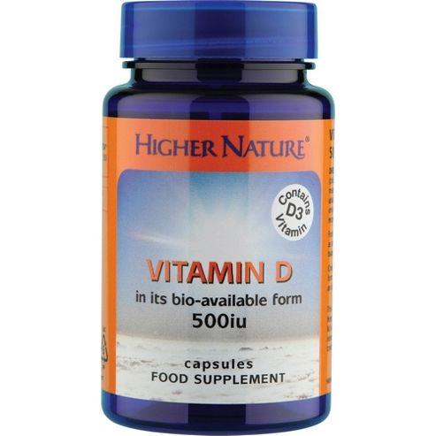 Vitamin D 500iu