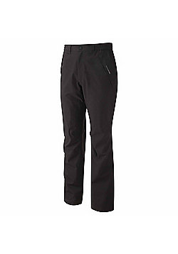 Craghoppers Mens Stefan Waterproof Breathable Stretch Trousers - Black