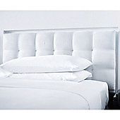 Signature White Extra Deep Fitted Sheet (38cm) - King