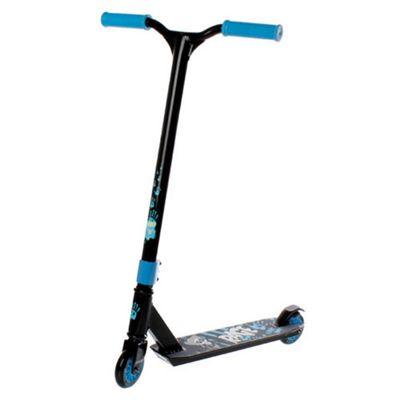 Slamm Rage II Monster Ripper Blue Scooter