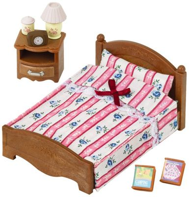Sylvanian Families - Semi-Double Bed