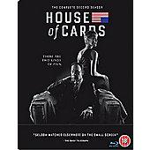 House Of Cards - Season 2 (Blu Ray)