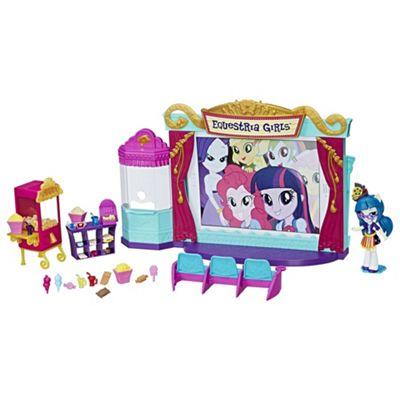 My Little Pony Equestria Girls Minis Movie Theatre Playset