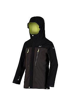 Regatta Boys Hipoint Stretch III Jacket - Black