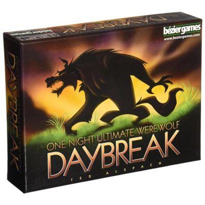 Bezier Games One Night Ultimate Werewolf Daybreak Board Game