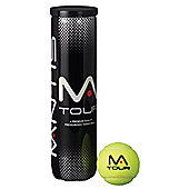 Mantis Tour Tennis Balls Tube of 4