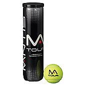 Mantis Tour Tennis Balls Tube of 4