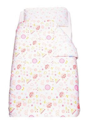 Grobag Gro To Bed Bedding Set (Daisy Dreams - Single Bed)