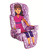 Kids Embrace Dora and Friends Childs Car Seat 1-2-3