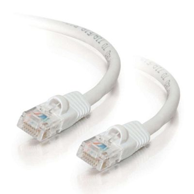 0.5m Cat5E 350MHz Snagless Patch Cable White: 83260