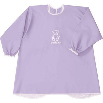 BabyBjorn Long Sleeve Bib (Purple)