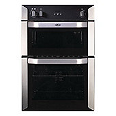 Belling BI90FP Double Electric Oven Stainless Steel