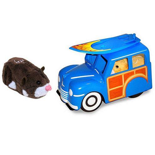 Zhu Zhu Pets Hamster and Vehicle Surprise Pack