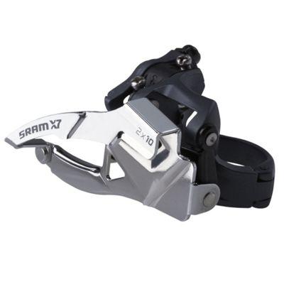 SRAM X7 Front Derailleur 2x10 High Clamp 38.2 Dual Pull