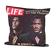 LIFE® Scatter Cushion - Ali & Frazier, Battle Of The Champs