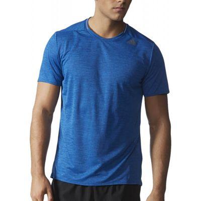 adidas Performance Mens Supernova Short Sleeve T-Shirt - S