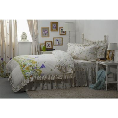 Country Dream Bluebell Meadow Duvet Cover - Single