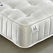 Happy Beds Signature Crystal 3000 Pocket Sprung Orthopaedic Natural Fillings Mattress