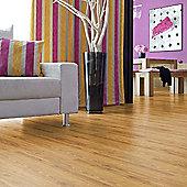 Westco 8mm V-Groove Glossy Plank Victorian Oak Laminate Flooring