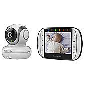 "Motorola MBP36S Digital Video Baby Monitor 3.5"" Colour Screen"