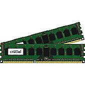 Crucial RAM Module - 16 GB (2 x 8 GB) - DDR3 SDRAM