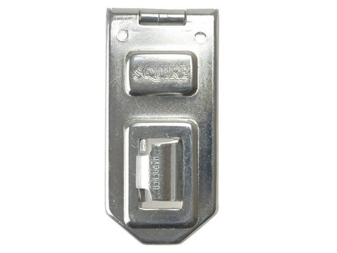 Squire DCH1 Hasp & Staple For Dcl1 Disc Padlock