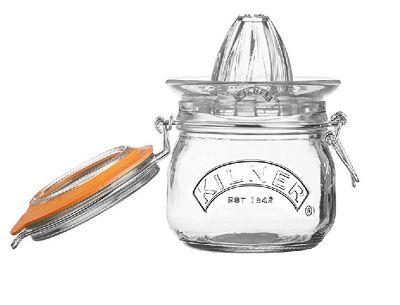 Kilner Juicer Glass Jar Set
