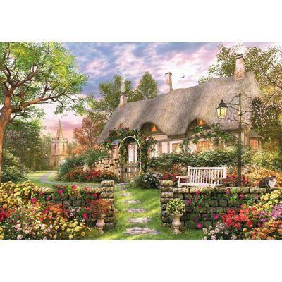 The Whitesmith Cottage Puzzle