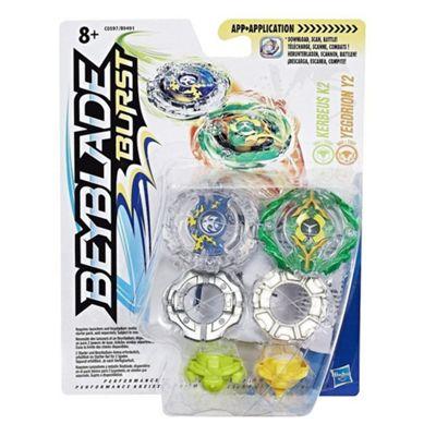 BeyBlade Burst Dual Pack Kerbeus & Yegdrion Y2