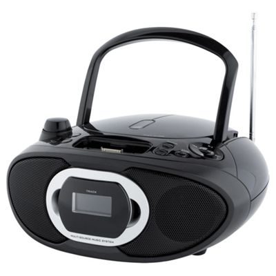 Tesco BB 112DB Docking BoomBox for iPhone 4/4S