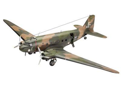 AC-47D Gunship 1:48 Scale Model Kit - Hobbies