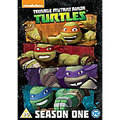Teenage Mutant Ninja Turtles: Season 1 DVD