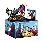 Spider-Man Homecoming Bluray & 4K Including Figurine Limited Edition 3 Disc