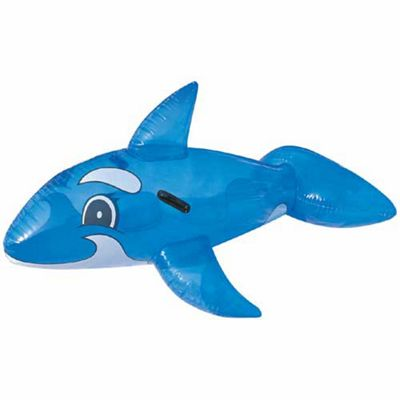 Bestway Transparent Whale Rider (52