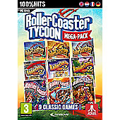 Rollercoaster Tycoon (9 Megapack) /pc