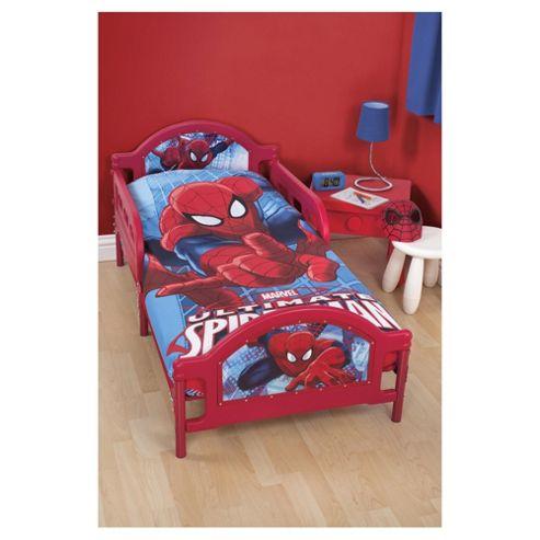 Spiderman Junior Bed Duvet Set