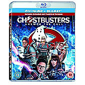 Ghostbusters 3D Blu-ray