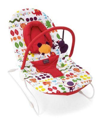 Mamas & Papas - Bouncing Cradle Bubble - Jumble Jungle