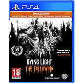 Dying Light: Enhanced Edition PS4